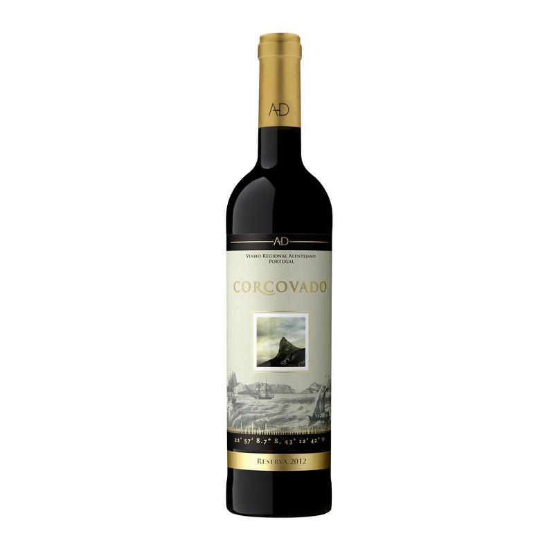 Corcovado Reserva Red