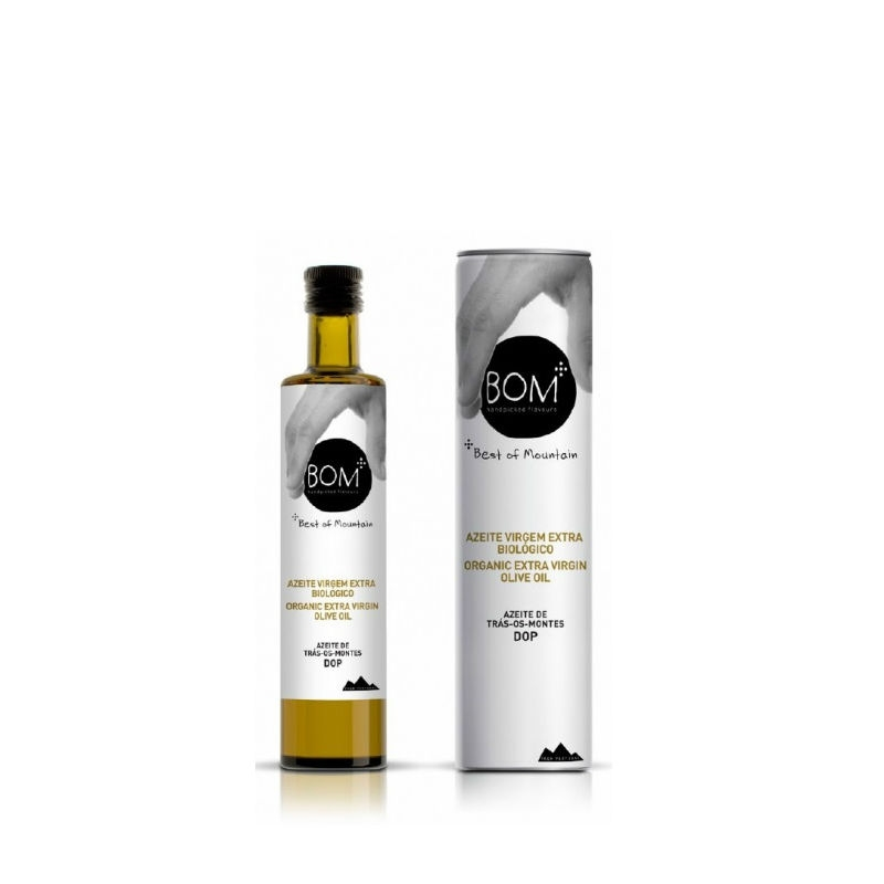 Bom Best of Mountain olive oil