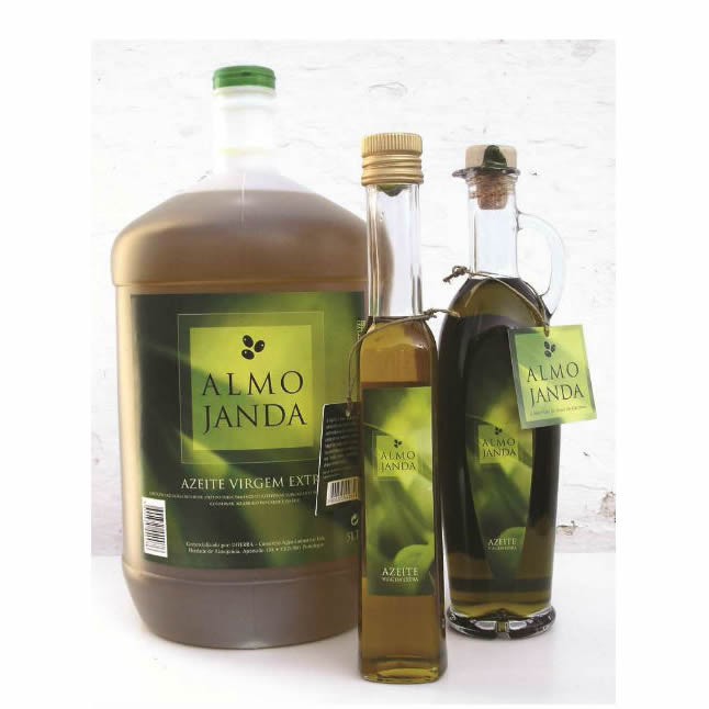 Almojanda extra virgin olive oil