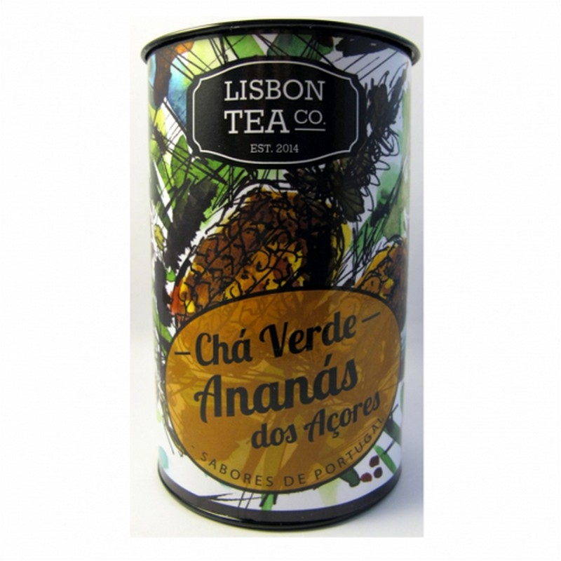 Pinneapple Azores - Green Tea