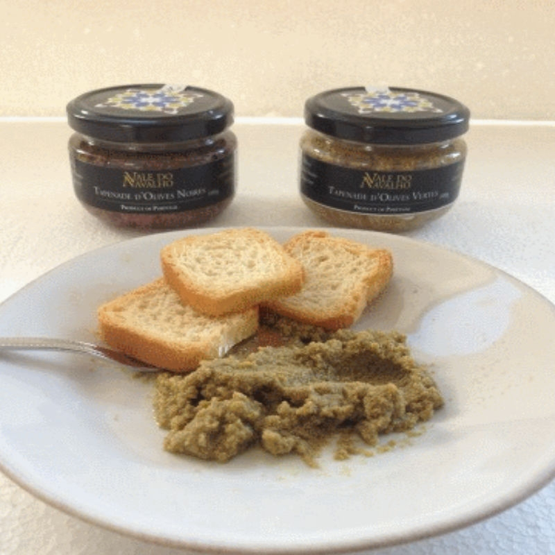 how to make olive paste from olives