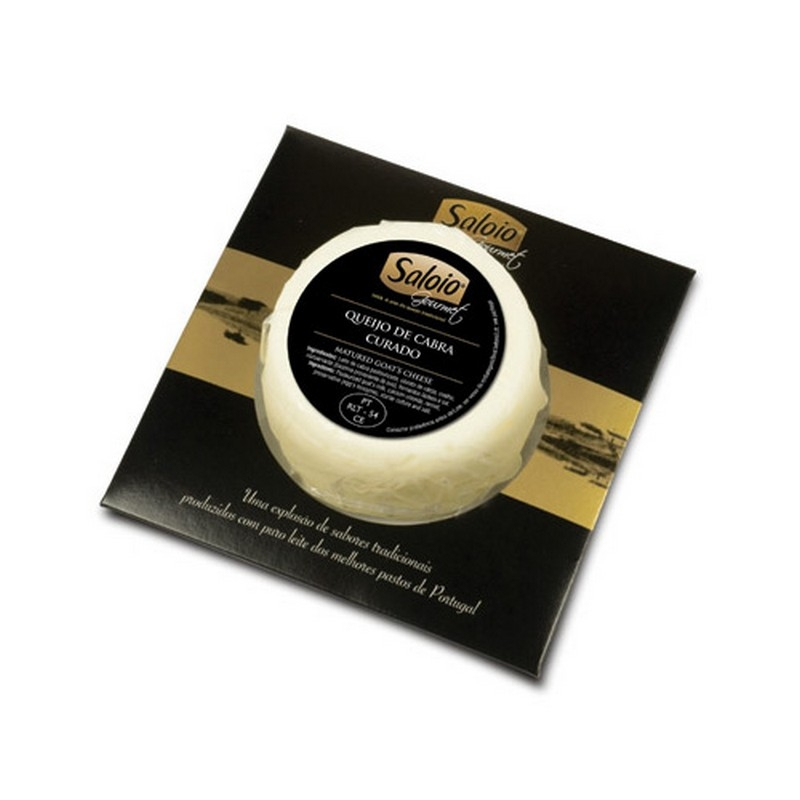 Cured Goat Cheese