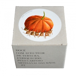 Pumpkin with nuts Jam
