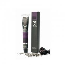 Blackberry extra jam with lavender