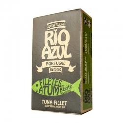 Tuna Fillet in Organic Olive Oil