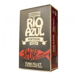 Tuna Fillet in Mediterranean Sauce