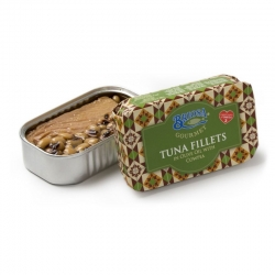 Tuna Fillets in Olive Oil with Cowpea